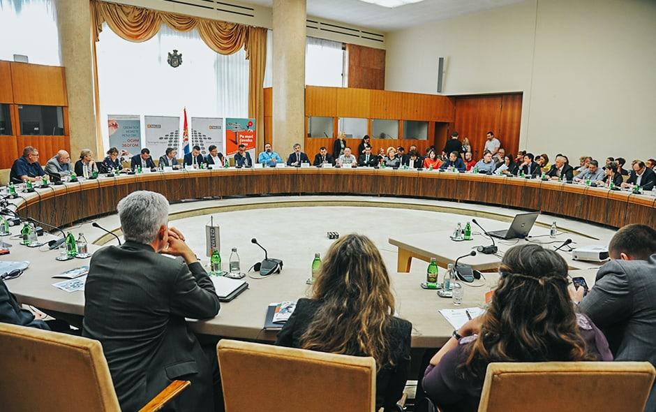 Jačanje kapaciteta CSO na Zapadnom Balkanu