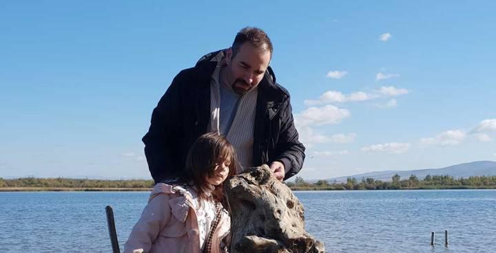 Elvir Burazerović podstiče povezanost sa prirodom kod dece.
