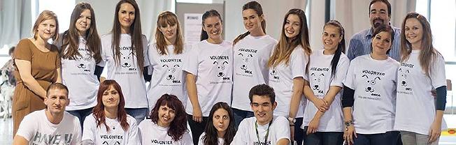 Orca volontiranje