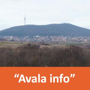 Planina Avala