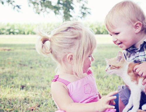 Klinci i ljubimci: radost odrastanja sa ljubimcem