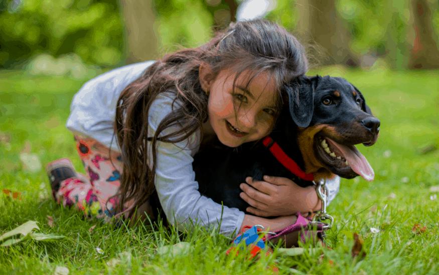 Deca i ljubimci su najbolji prijatelji